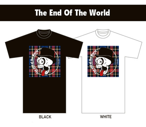 The End Of The World Tee