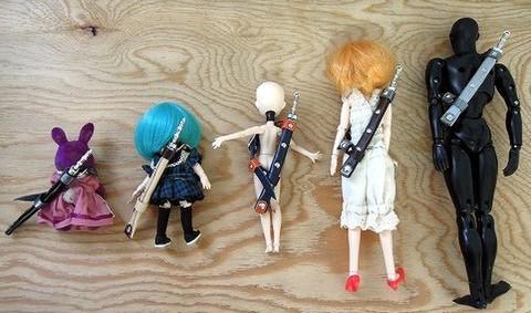 太刀(郵便対応)