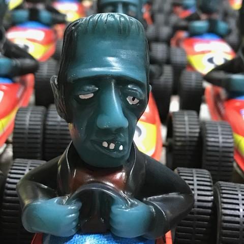Monster Racer DX 001