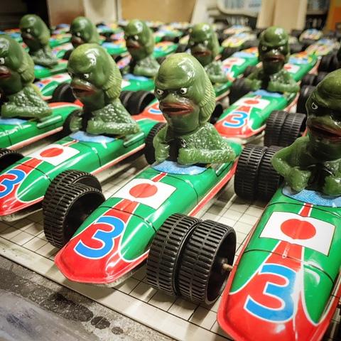 MONSTER RACER DX 3