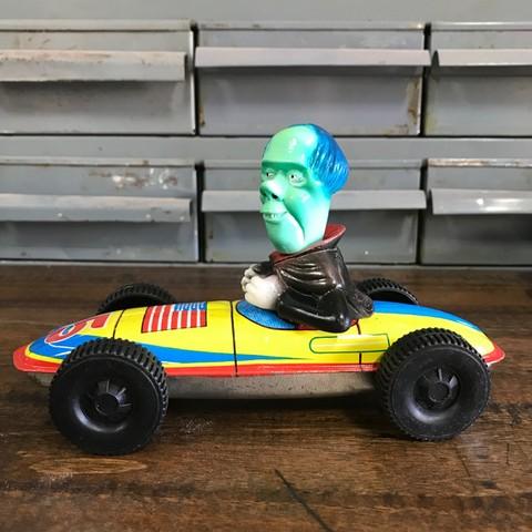MONSTER RACER 4