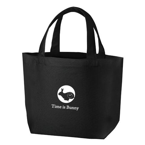 【予約受付中!】Time is Bunnyオリジナルミニトートバッグ