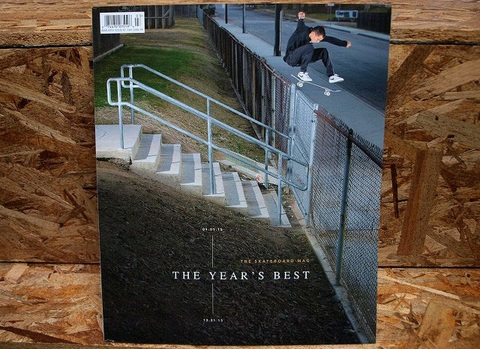 THE SKATEBOARD MAG ISSUE #144