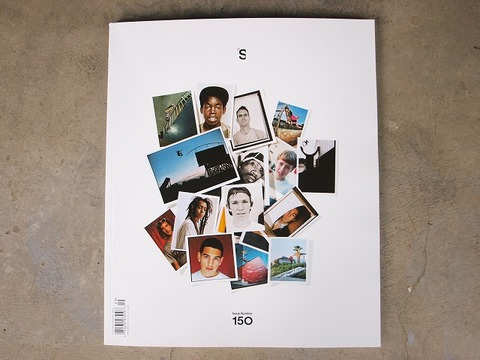 THE SKATEBOARD MAG ISSUE #150