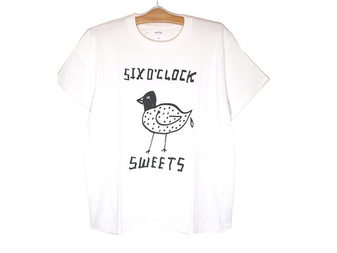 "SIX O'CLOCK SWEETS ""POOP"" Tshirt"