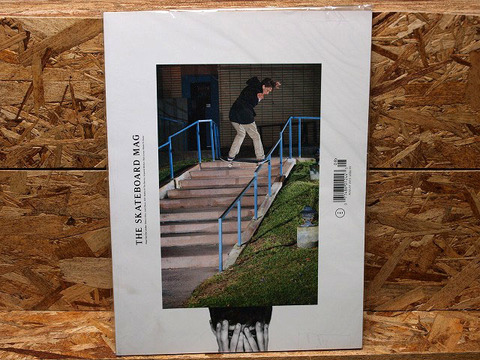 THE SKATEBOARD MAG  ISSUE #137