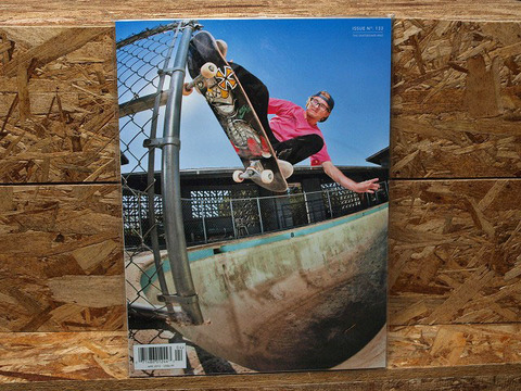 THE SKATEBOARD MAG  ISSUE #133