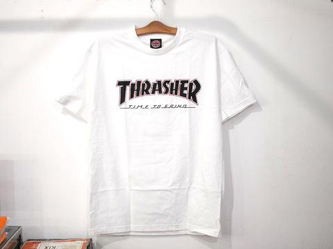 INDEPENDENT × THRASHER TTG S/S TEE