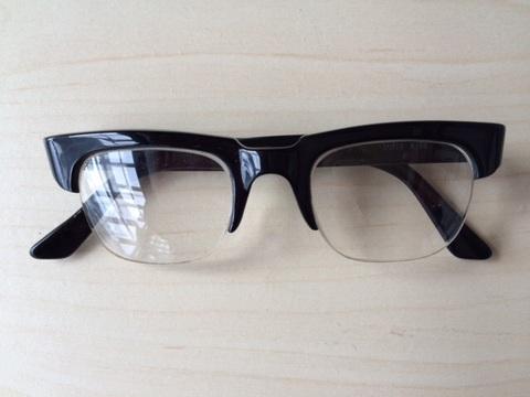 Vintage 50s eyeglasses frames made in England