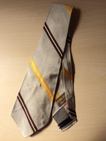 Vintage 1930's 1940's Unlined NECKTIES Tie 5