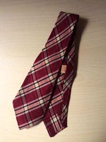 Vintage 1930's 1940's Unlined NECKTIES Tie 1