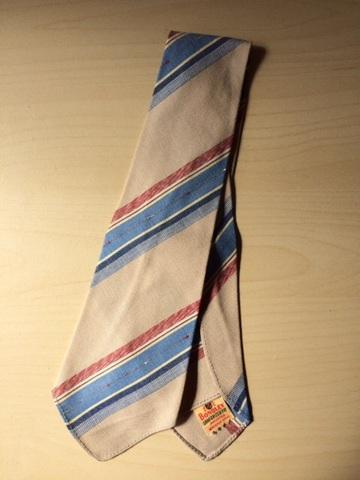 Vintage 1930's 1940's Unlined NECKTIES Tie 6