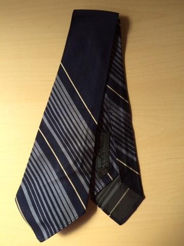 Vintage 1930's 1940's Unlined NECKTIES Tie 3