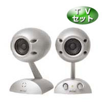 TIMEDOMAIN mini TVセット