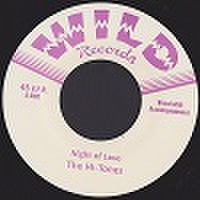 "THE HI-TONES/Night Of Love(7"")"