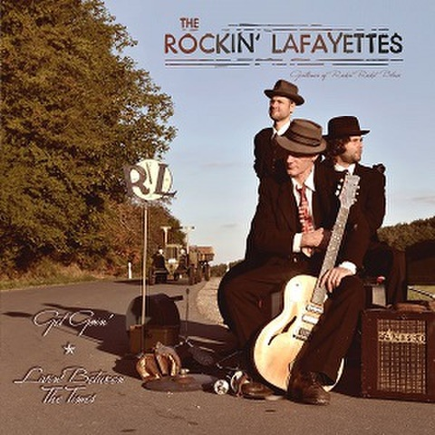 "THE ROCKIN' LAFAYETTES/Get Goin'(7"")"
