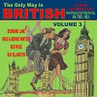 "THE ONLY WAY IS BRITISH Vol.3(7"")"