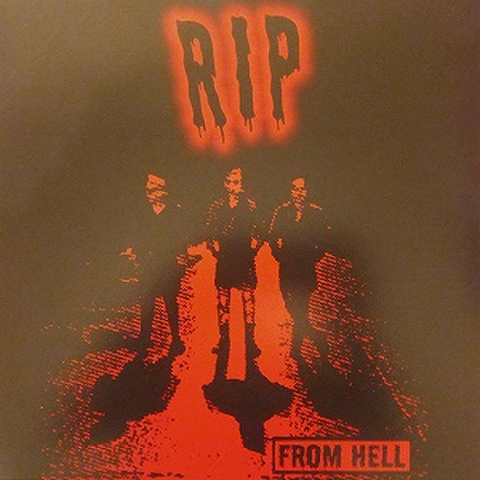 R.I.P/From Hell(LP)