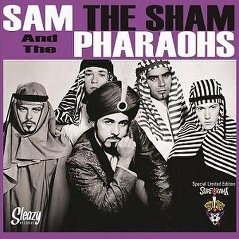 """SAM THE SHAM & THE PHARAOHS/Surforama Festival(7"""")"""