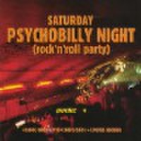 SATURDAY PSYCHOBILLY NIGHT(CD)