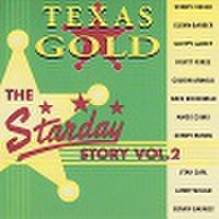 TEXAS GOLD: THE STARDAY STORY VOL.2(CD)