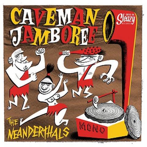 """THE NEANDERTHALS/Caveman Jamboree(10"""")"""