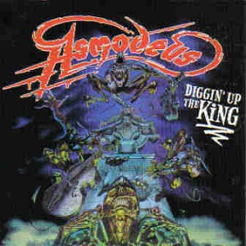 ASMODEUS/Diggin' Up The King(2LP)