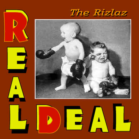 THE RIZLAZ/Real Deal(MCD)