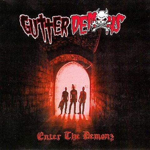 GUTTER DEMONS/Enter The Demonz(LP)