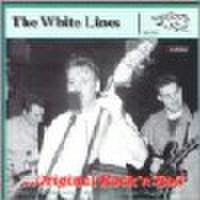 "WHITE LINES/Ready To Rock(7"")"
