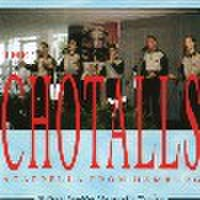 THE CHOTALLS/Acappera from Hamburg(CD)