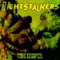 NIGHTSTALKERS/Toxic Cesspool(CD)