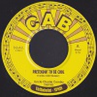 "UNCLE CHARLIE COMBO/Pretendin' To Be Cool(7"")"
