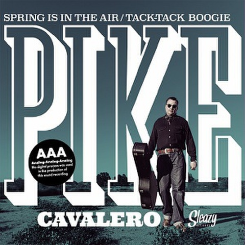 """PIKE CAVALERO/Spring in the Air(7"""")"""