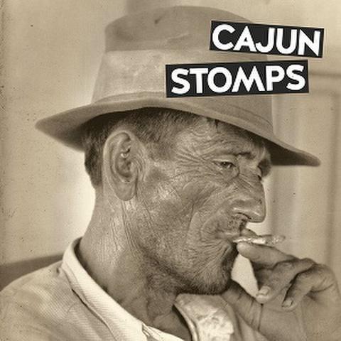 CAJUN STOMPS Vol.1(LP)