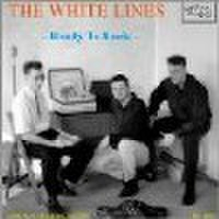 WHITE LINES/Ready To Rock(LP)