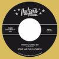 "EDDIE & THE FLATHEADS/Lindy Lou(7"")"