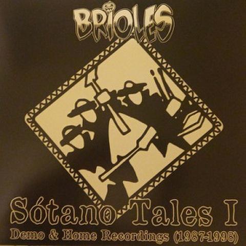 BRIOLES/Sotano Tales(LP*Alt Sleeve)