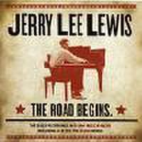 JERRY LEE LEWIS/The Road Beggins (CD)