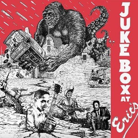 JUKE BOX AT ERIC'S – ROGER EAGLE COMMEMORATIVE EDITION(LP)