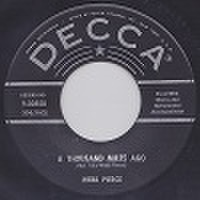 "WEBB PIERCE/A Thousand Miles Ago(中古7"")"