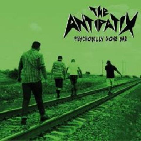 """ANTIPATIX/Psychobilly Gone Bad(7"""")"""