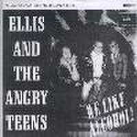 "ELLIS & THE ANGRY TEENS/We Like Alcohol(7"")"