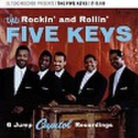 "THE FIVE KEYS/Rockin' And Rollin' – Six Jump Capitol Recordings(7"")"