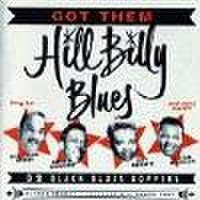 GOT THEM HILLBILLY BLUES(CD)