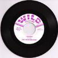 "THE CAEZARS/Broken Hearted & Mean(7"")"