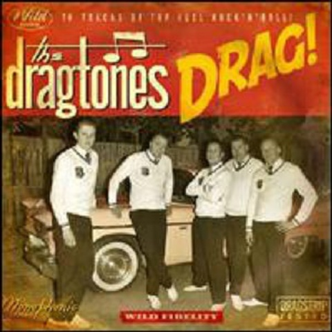 THE DRAGTONES/Drag!(LP)