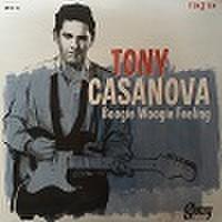 """TONY CASANOVA/Boogie Woogie Feeling(10"""")"""