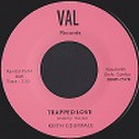 "KEITH COURVALE/Trapped Love(7"")"