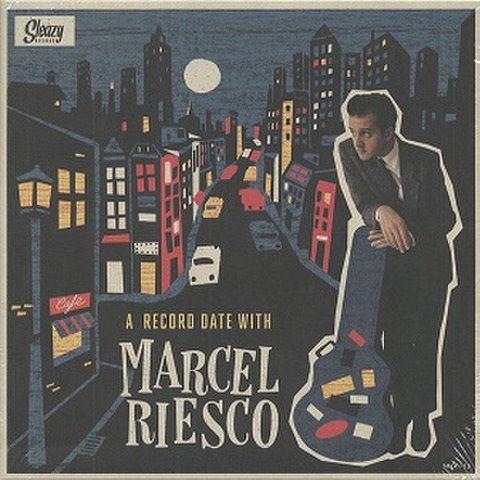 MARCEL RIESCO/A Record Date With(LP)